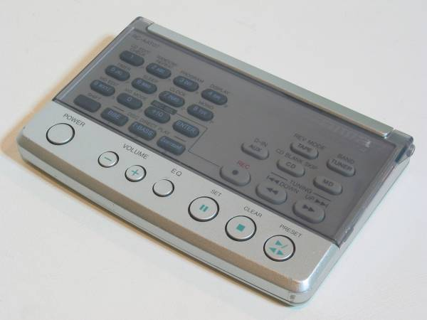 Aiwa RC-AAT07 Remote,Aiwa RCAAT07 Remote
